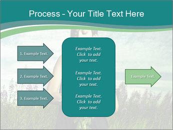 Romantic girl PowerPoint Templates - Slide 85