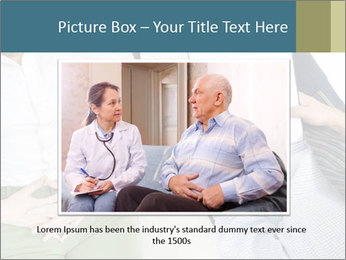 Psychiatrist with patient PowerPoint Templates - Slide 16