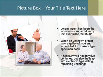 Psychiatrist with patient PowerPoint Templates - Slide 20