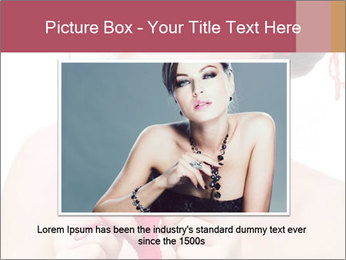 Fashion woman PowerPoint Template - Slide 15