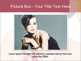 Fashion woman PowerPoint Template - Slide 16
