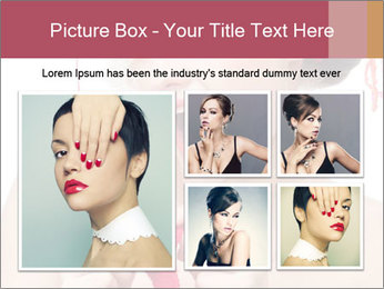 Fashion woman PowerPoint Template - Slide 19