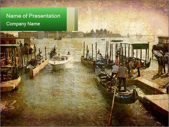 Retro style PowerPoint Templates - Slide 1