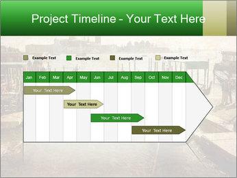 Retro style PowerPoint Templates - Slide 25