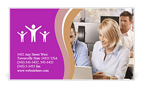 0000087011 Business Card Template