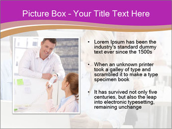 Young business people PowerPoint Templates - Slide 13