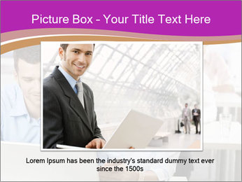 Young business people PowerPoint Templates - Slide 15