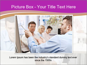 Young business people PowerPoint Templates - Slide 16