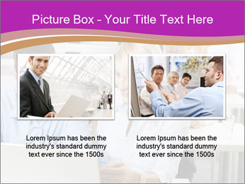 Young business people PowerPoint Templates - Slide 18