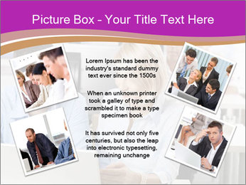Young business people PowerPoint Templates - Slide 24