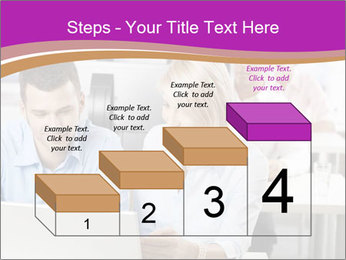 Young business people PowerPoint Templates - Slide 64