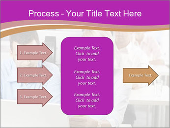 Young business people PowerPoint Templates - Slide 85