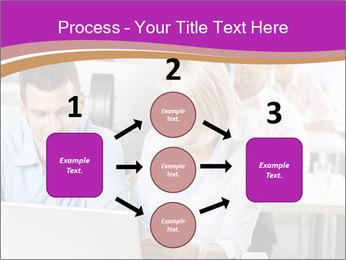 Young business people PowerPoint Templates - Slide 92