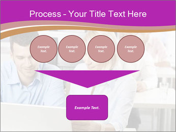 Young business people PowerPoint Templates - Slide 93