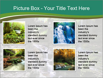 Rocks and stream PowerPoint Templates - Slide 14