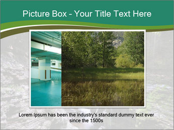 Rocks and stream PowerPoint Templates - Slide 15