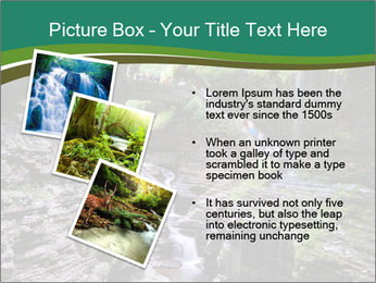 Rocks and stream PowerPoint Templates - Slide 17