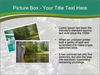 Rocks and stream PowerPoint Templates - Slide 20