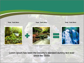 Rocks and stream PowerPoint Templates - Slide 22