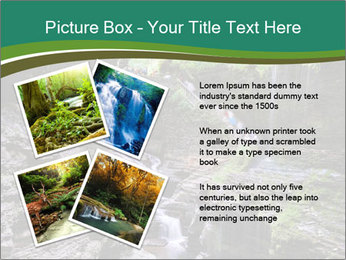 Rocks and stream PowerPoint Templates - Slide 23