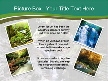 Rocks and stream PowerPoint Templates - Slide 24