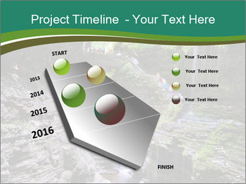 Rocks and stream PowerPoint Templates - Slide 26