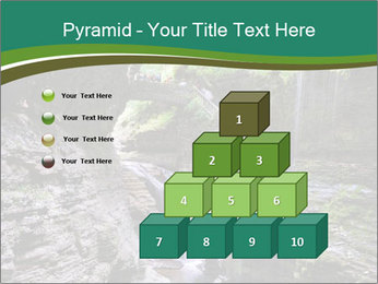Rocks and stream PowerPoint Templates - Slide 31