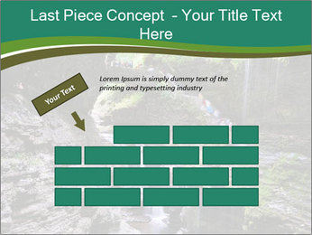Rocks and stream PowerPoint Templates - Slide 46