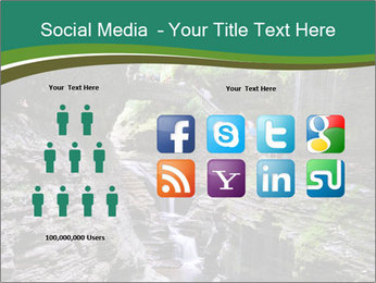 Rocks and stream PowerPoint Templates - Slide 5