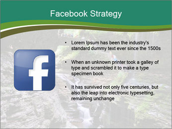 Rocks and stream PowerPoint Templates - Slide 6