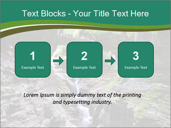 Rocks and stream PowerPoint Templates - Slide 71