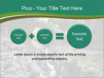 Rocks and stream PowerPoint Templates - Slide 75