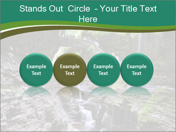 Rocks and stream PowerPoint Templates - Slide 76