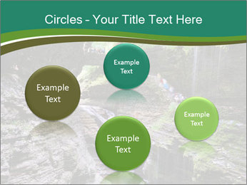 Rocks and stream PowerPoint Templates - Slide 77