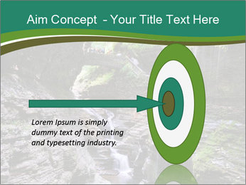 Rocks and stream PowerPoint Templates - Slide 83