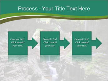 Rocks and stream PowerPoint Templates - Slide 88