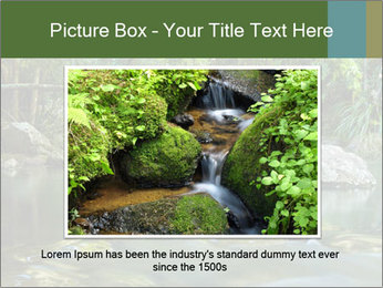 Purling falls PowerPoint Template - Slide 16