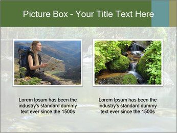 Purling falls PowerPoint Template - Slide 18