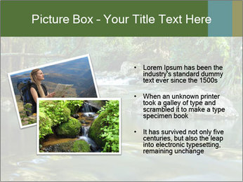 Purling falls PowerPoint Template - Slide 20
