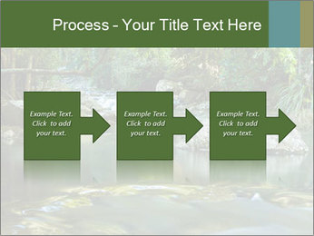 Purling falls PowerPoint Template - Slide 88