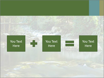 Purling falls PowerPoint Template - Slide 95