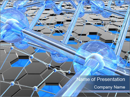 Nanostructures PowerPoint Template