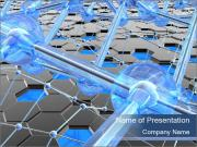 Nanostructures PowerPoint Templates