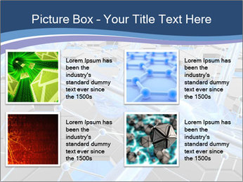 Nanostructures PowerPoint Template - Slide 14