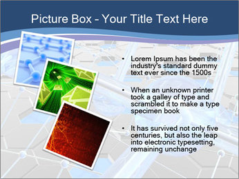 Nanostructures PowerPoint Template - Slide 17