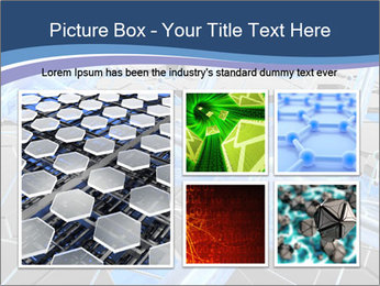 Nanostructures PowerPoint Template - Slide 19