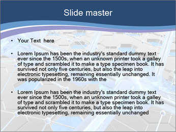Nanostructures PowerPoint Template - Slide 2