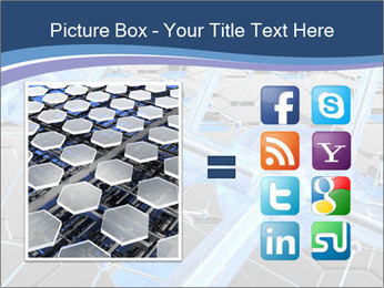 Nanostructures PowerPoint Template - Slide 21
