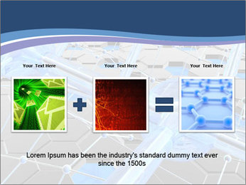 Nanostructures PowerPoint Template - Slide 22