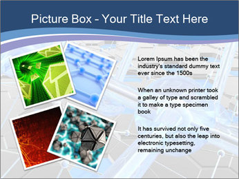 Nanostructures PowerPoint Template - Slide 23